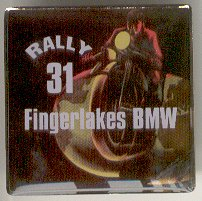 Rally Pin for 2005