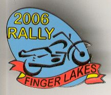 Rally Pin for 2006