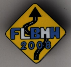 Rally Pin for 2008