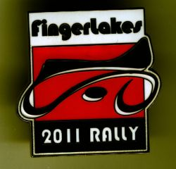 Rally Pin for 2011